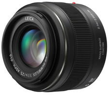 Panasonic Leica DG Summilux 25mm F1.4 ASPH Lens For Micro Four Thirds