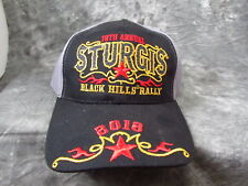Sturgis Black hills Motorcycle Rally 2018 Hat Cap 78th Annual Adjustable