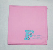 Girls' Breathable Nursery Blankets & Throws Cot