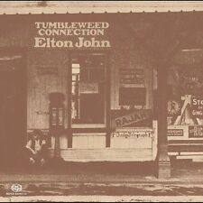 Tumbleweed Connection [Bonus Tracks] [Remaster] by Elton John (CD, Oct-2004, Universal Distribution)