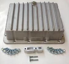 Powerglide DEEP Aluminium Oil Pan Kit With Filter Extension