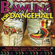 Bawling For Dancehall - Various, BRAND NEW FACTORY SEALED CD (1990, Rohit)