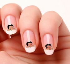 20 Nail Art Decals Transfers Stickers #226 - Betty Boop