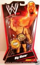 WWE Collection_BIG SHOW Chase figure with Belt_Limited Edition # 154 of 1000_MIP