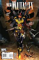 New Mutants #3 Comic Book - Marvel