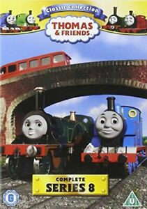 Thomas And Friends - Classic Collection - Series 8 [DVD][Region 2]