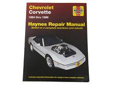 1984-1996 Corvette Haynes Automotive Repair Manual