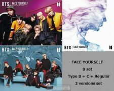 BTS (Bangtan Boys) Japan Third Full Album [FACE YOURSELF] B set