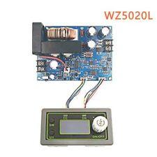 WZ5020L 50V 20A 1000W CNC Adjustable Step-Down Module Buck Power Supply w/ LCD