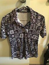 Retro Vintage Shirt Size 8