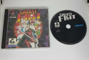 Playstation 1 game - Galaxy Fight - PS1 Fighting game Rare