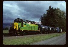 Original Slide Willamette Valley Fresh Paint GP35 2503 Action In 1997