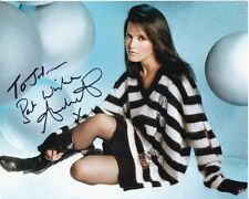 ANDREA CORR Autographed Signed Photograph - To John