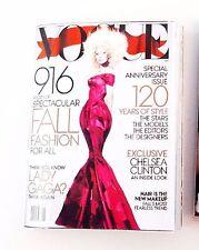 "Vogue with Lady Gaga mini-magazine for FR, Barbie, 12"" dolls"
