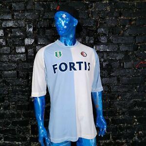 Feyenoord Rotterdam Jersey Away shirt 2004 - 2005 Kappa Trikot Mens Size 4XL