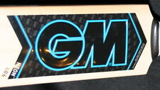 2lb 10oz => GM NEON 606 - MADE in UK- English Willow Cricket Bat -GUNN & MOORE