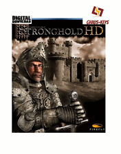 Stronghold HD Steam Key Pc Game Code Download Spiel Global [Blitzversand]