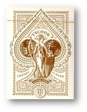 Tycoon Ivory Edition by Theory11 Poker Spielkarten
