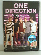 ONE DIRECTION ~  THE ONLY WAY IS UP ~ DVD ~ PAL ~ **FREE POST