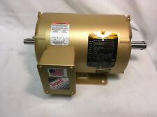 Baldor Industrial Motor 35E2638M850G1 1HP 208-230/460V 3.6/1.8A 1155 RPM 60Hz 3Ø