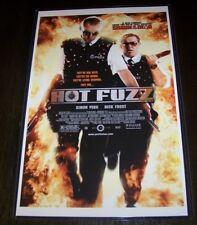 Hot Fuzz 11X17 Movie Poster Simon Pegg Nick Frost