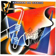 """Heaven On Earth - On An Angel's Wing - 12"""" Vinyl Record"""