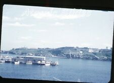 1950s red border Kodachrome photo slide Havana Cuba #8