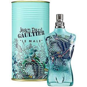 Jean Paul Gaultier - Le Male Summer Cologne 2013 Limited Edition 4.2 FL Oz.