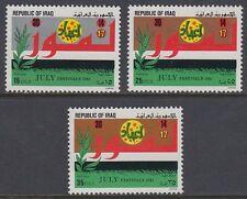 Irak Iraq 1981 ** Mi.1099/01 Juli-Festival July Festivals