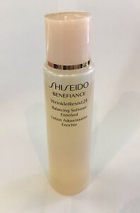 Shiseido Benefiance WrinkleResist24 Balancing Softener Enriched 75ml Travel Size