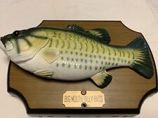 Big Mouth Billy Bass Singing Fish Mounted Trophy Trout
