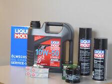 Sistema de mantenimiento HONDA CBR 1000 FIREBLADE filtro aceite bujía Servicio