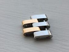 Breitling 18mm Rose Gold & Steel Pilot Link For Chronomat 41 CB014012 378C