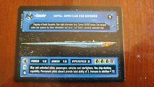 Star Wars CCG SWCCG Executor Dagobah Card Rare Collection