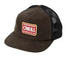 O'Neill Mens Miner Trucker Hat Snapback Cap One Size Fits All Brand New Unworn!