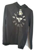 NWT Under Armour UA Project Rock All Day Double Knit Hoodie Sz M 1330912-001