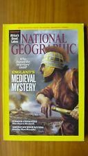 National Geographic 11 2011 Rift Valley Sami People Europe`s Iceman U.S. Rivers