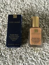 Estee Lauder Double Wear Foundation 5N1 Rich Ginger Nude Water Fresh - Opened