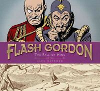 Complete Flash Gordon : The Fall of Ming, Sundays 1941-44, Hardcover by Raymo...