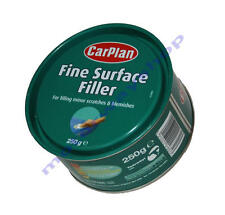 Fine Surface Filler For Car Scratches NEW 250g Tin