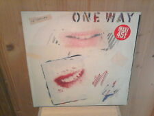 "ONE WAY let's talk 12"" MAXI 45T"