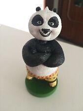 Bobble Head Statua Po Kung Fu Panda Film Nuova Originale