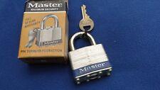 Vintage Master Lock No.1 Padlock