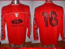 Karlskrona AIF XL Reebok L/S shirt Jersey Soccer Trikot Player Matchworn Sweden