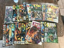 CABLE 31 TO 95 MANY ISSUES ANNUALS & FUTURE SHOCK 1 XMEN DEADPOOL WOLVERINE