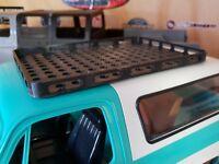 Scalemonkey roof rack For RC4WD Blazer Body Crawler axial scx10 vaterra