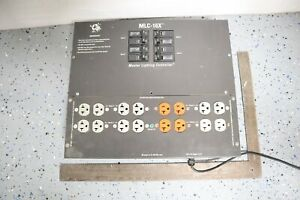 Master 16 Lighting Controller Outlet 240V MLC-16X for Grow MLC Power Tested