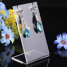 1Pc Earrings Necklace Pendant Display Stand Rack Accessories Jewelry Holder Nvec