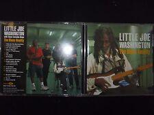 CD LITTLE JOE WASHINGTON / THE BLUES REALITY /