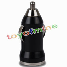 Nuova Mini USB Car Charger spina di adattatore accessorio per iPhone 3 4 4S nero